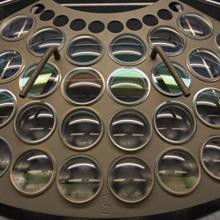 Advanced lens coating