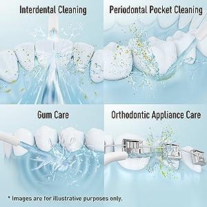 4 loại chăm sóc răng miệng