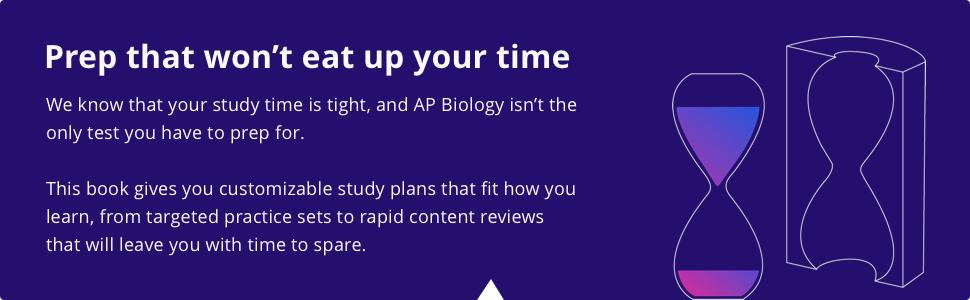 Amazon ap biology prep plus 2018 2019 2 practice tests study read more fandeluxe Image collections
