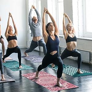 FITFIU Fitness KITWELL 600 Pack de 6 accesorios Pilates que ...