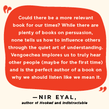 """""""Could there be a more relevant book for our times?"""" - Nir Eyal, author of Hooked and Indistractable"""