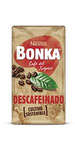 Bonka - Café Molido Natural - Pack de 3 x 250 g: Amazon.es ...