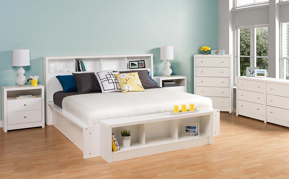 Prepac Calla Bedroom Collection