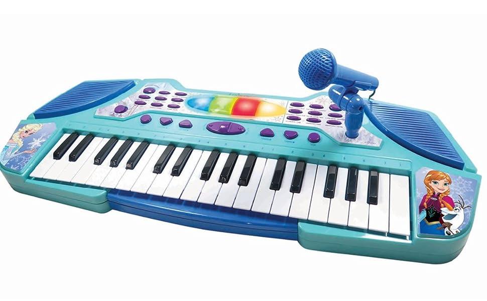 Disney Conjunto Musical 7 Instrumentos en 1, Juguete Infantil ...