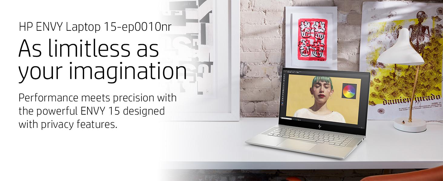 hp ENVY laptop 15-ep0010nr pc computer notebook ASUS VivoBook elitebook 15 inch inches create