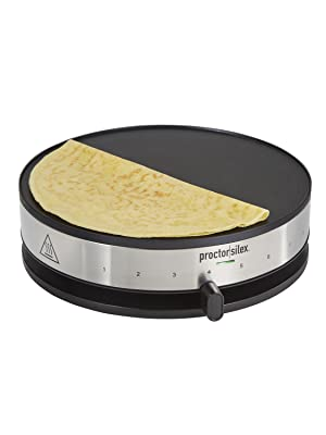 crepe maker pancake spatula pan electric crepes nutrichef lefse crape nonstick spreader griddle