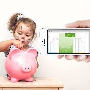 tado save energy costs, tado savings, save heating cost