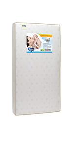 delta children crib toddler mattress baby infant waterproof