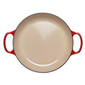 26 cm Casseruola bassa in ghisa colore: Grigio Le Creuset 25032264592460