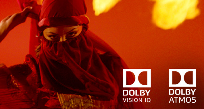 dolby vision iq dolby atmos
