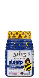 Zarbee's Naturals Children Sleep Liquid with Melatonin