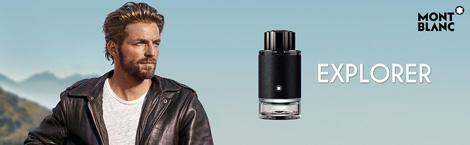 Mont Blanc Explorer Eau De Parfum, 60Ml for Men: Amazon.in: Beauty