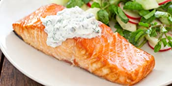 Grilled Smoked Salmon