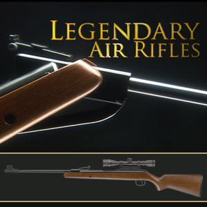 Diana, RWS, Break Barrels, Air Rifles, Model 34, Wood Stock, Limited Lifetime Warranty