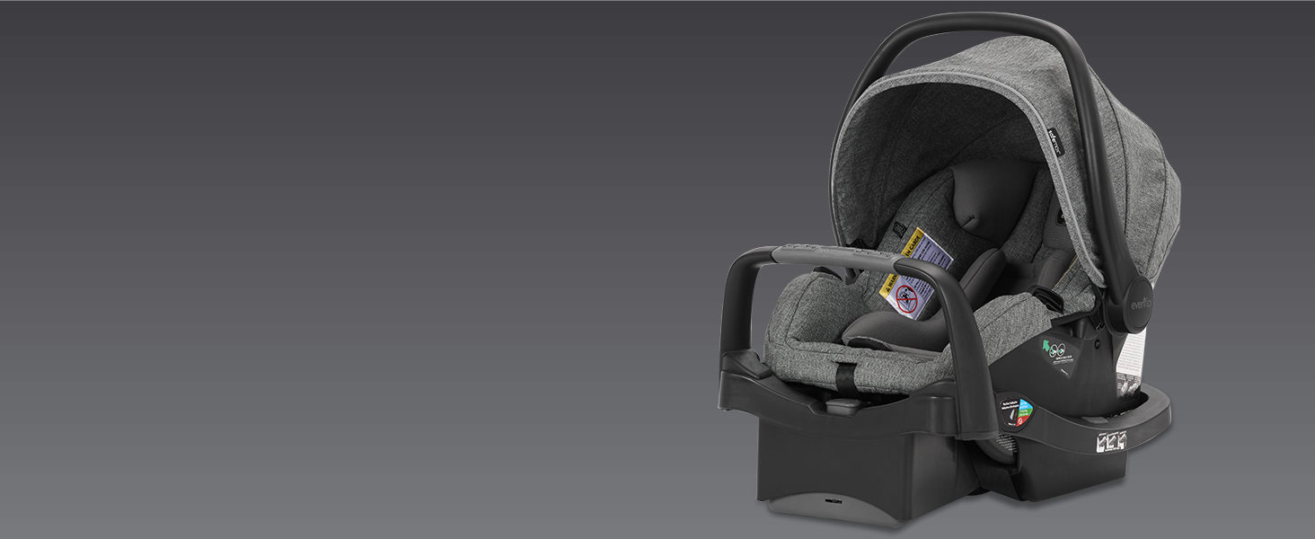 SafeMax Infant Car Seat For Pivot Expand Travel System