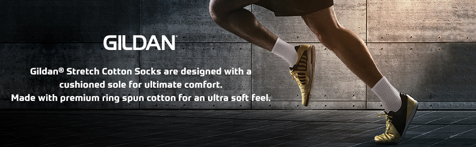 Gildan Socks