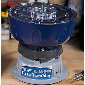 dry tumbler, reloading, lyman, lee precision, rcbs, lee tumbler, frankford arsenal tumbler,frankford