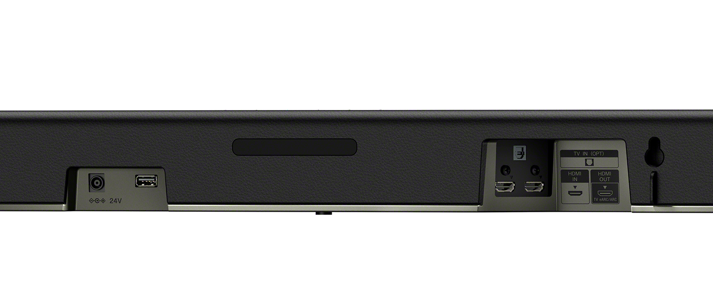 Sony HT-X8500 Bluetooth Single Sound Bar with Dolby Atmos and Vertical  Surround Engine
