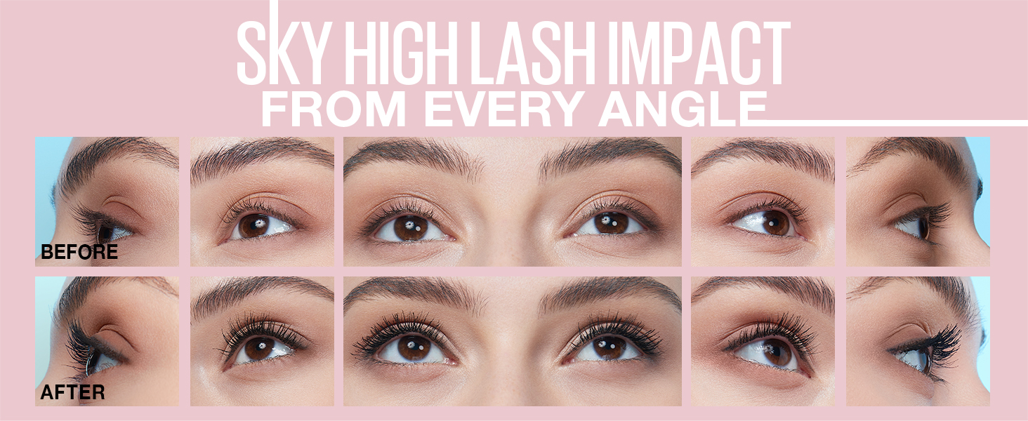 Maybelline Sky High Mascara