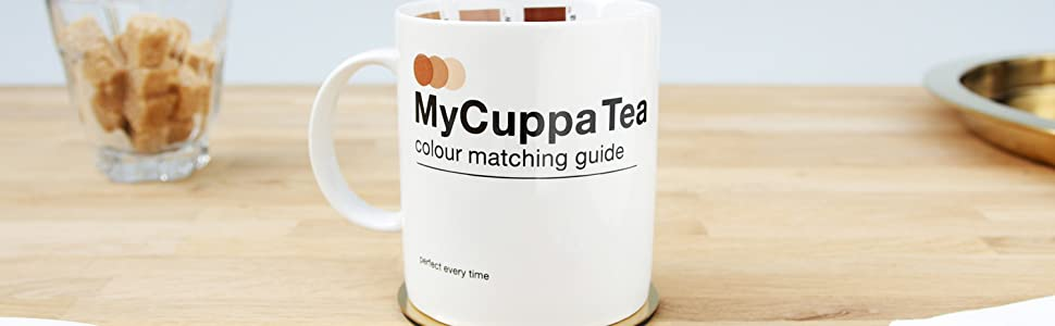 Suck Uk My Cuppa Tea Mug Amazon De Kuche Haushalt