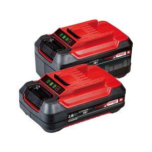 Einhell 4511340 - Batería Repuesto 18V 1,5Ah 30 min, 18 V, Negro ...