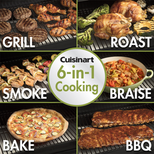 versatile, pellet, smoker, grill