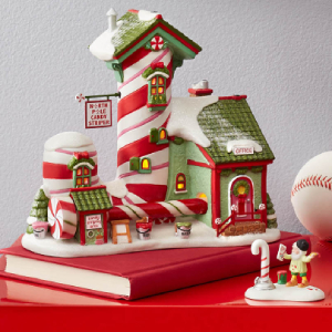 Department 56 North Pole Series Themed Decor