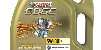 2019 Neuer Stil 5 L Liter Castrol Edge Titanium Fst™ 5w-30 Ll Motor-Öl Motoren-Öl 31786061 Sonstige Auto & Motorrad: Teile