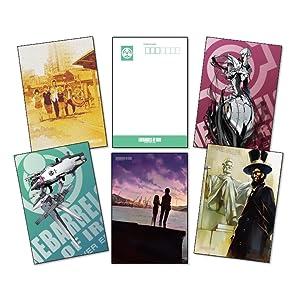 【各巻特典】オリジナルポストカードセット