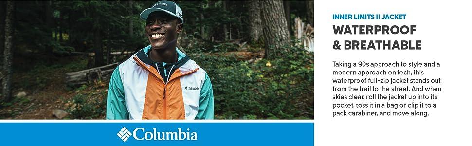Columbia Men's Inner Limits II jacket