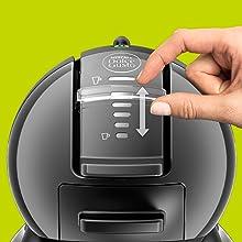 NESCAFE DOLCE GUSTO COFFEE, COFFEE MACHINE, CAPSULES, ESPRESSO, POD, automatic technology