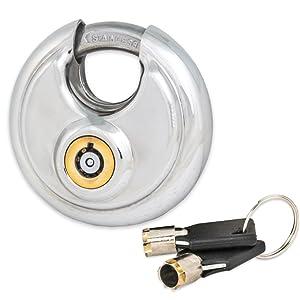 Round padlock, round locks,disk locks, disk padlocks,disc lock, disc padlock