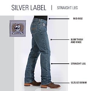 Silver Label Hangtag