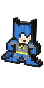 PDP Pixel Pals DC Comics Batman Collectible Lighted Figure