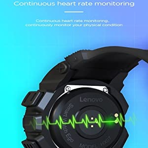 Continuous Heart Rate