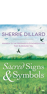 sacred signs, sacred signs and symbols, synchronicity, sherrie dillard