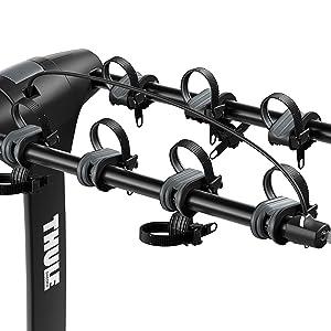 Thule bike rack, Thule hitch rack, bike carrier, bike rack, 4 bike carrier, travel bike rack, rack