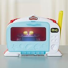 Play-Doh Horno Magico (Hasbro B9740EU4): Amazon.es: Juguetes y juegos