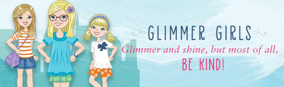 Glimmer Girls - Banner