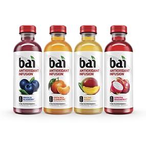 Bai Rainforest Bottled Water Variety Pack