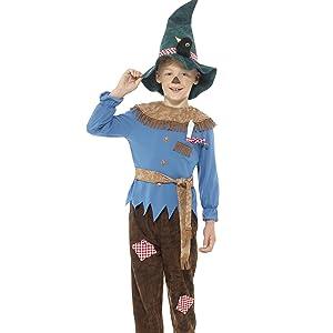 Smiffys-45962S Disfraz País de Las Maravillas, con Vestido ...