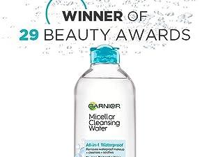 waterproof makeup micellar water
