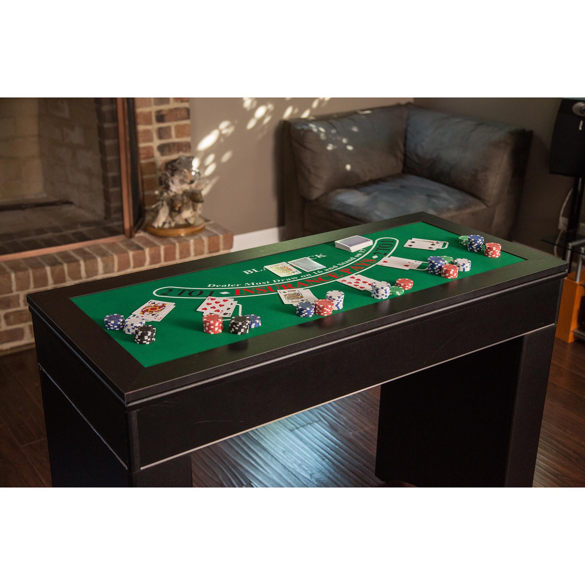 Roulette Casino Poker 4 In 1 Weco