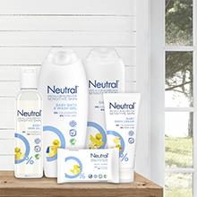 Speciaal ontwikkeld voor het gevoelige babyhuidje, van nature dunner en zachter huid, hydratatie