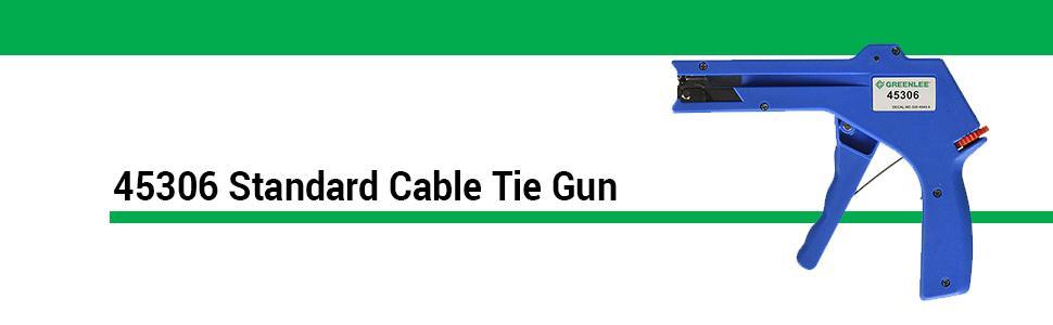 35317531d67f Greenlee 45306 Standard Cable Tie Gun - - Amazon.com
