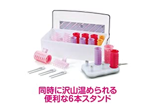 koizumi KOIZUMI 小泉 コイズミ ヘア カーラー ボリューミー カール 海外対応 12本 入り KHC-V120/P