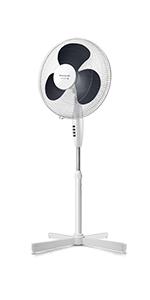 Taurus PONENT 16C Ventilador aire, 40 W, 3 Velocidades, Blanco ...
