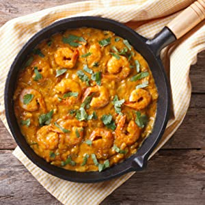 fish and shrimp curry
