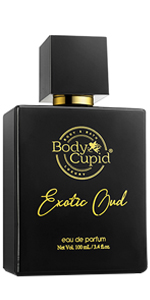 Body Cupid Exotic Oud Perfume for Men