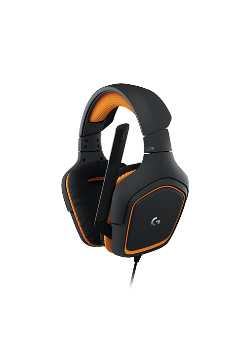 Amazon.com: Logitech G430 7.1 DTS Headphone: X and Dolby Surround ...